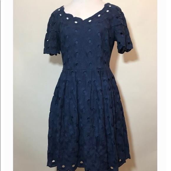 Jcrew Blue dress